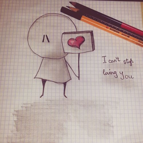 No People Drawing - Art Product Drawing - Activity Teenager Filosofía Paper Loveyou Text