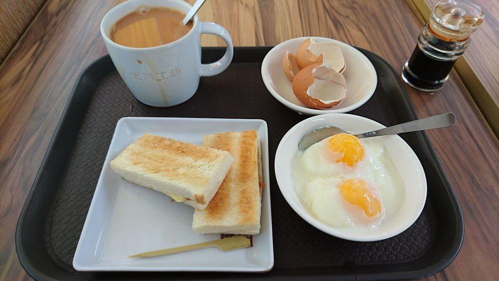 下午茶時間 Egg Drink No People Food And Drink Food Meal Foodporn Close-up EyeEm Gallery Indulgence Freshness Foodie Toasts Singapore Tea Time
