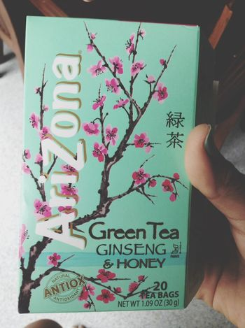 the best ? Green Tea Arizona Tea