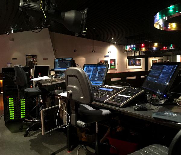 Stage Theater Technical Stage Lights SoundDesign JeugdtheaterHofplein Rotterdam