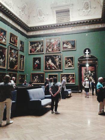 Old Painting Art Fantastico Wien Kunstmuseum Gemäldegalerie