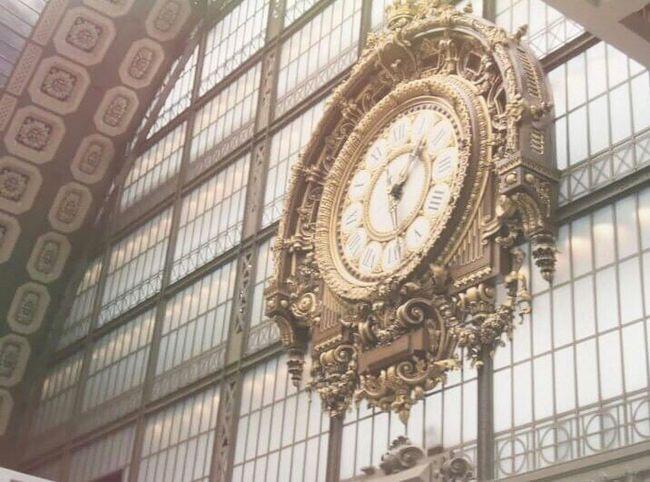 Paris Orsay Clock Museum First Eyeem Photo