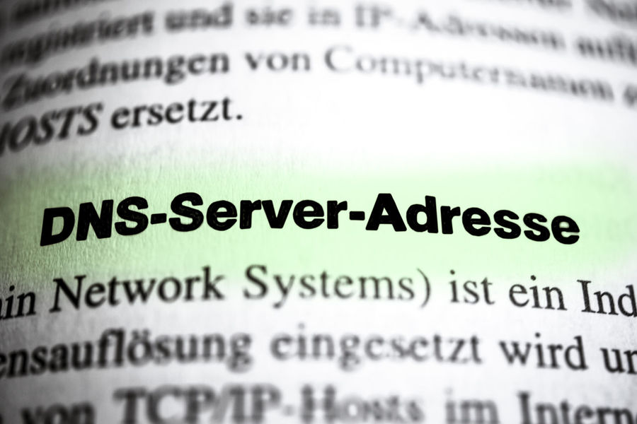 The Domain Name System (DNS) is one of the most important services in many IP-based networks. Its primary role is to respond to requests for name resolution. Adresse Hyperlink Adresse Communication Computer Dns Information Internet Sever Sign Text