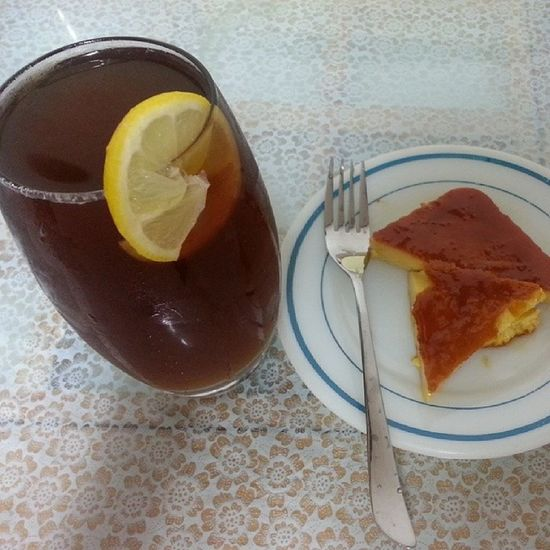 murag corrct.. Lecheflan nd ice tea
