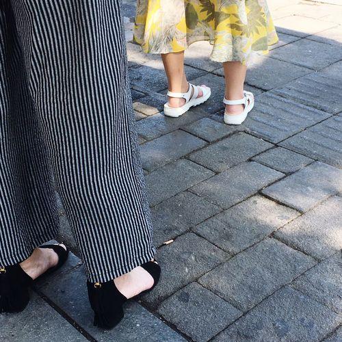 文艺重庆   016 Iphone6plus Low Section Human Body Part Body Part Human Leg Women Shoe Real People