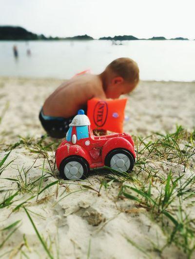 Beach boy holland strandheem