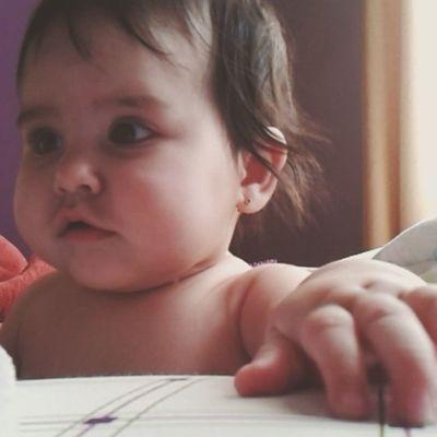 Oi Tchau Boanoite Cute nenem baby sarah coisalinda instrababy instalike fofa
