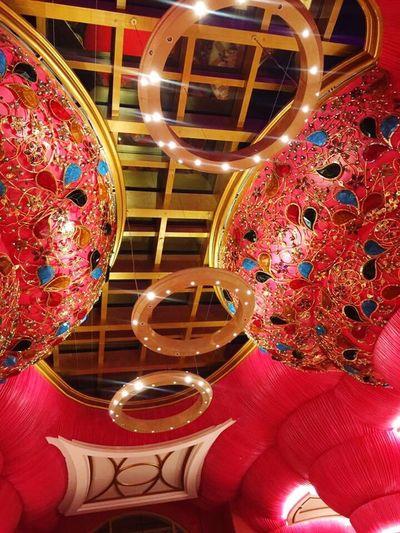 PINK Okada Philippines Casino Casino Night Pink Pink Color Elegance Everywhere