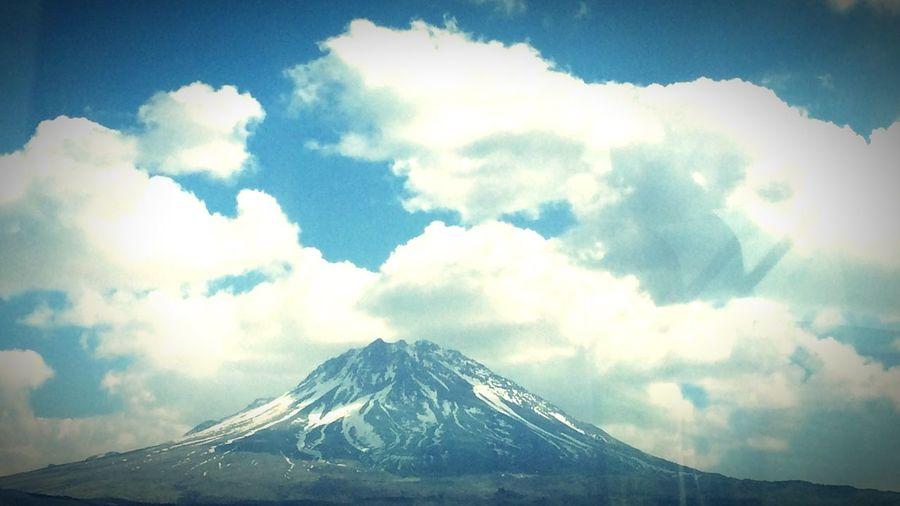 Karlıdağ Havasoguk Yazgeliyorderkenkışgeldi Yolculuktemalı Dogadan Gökyüzümavi Doğayıseviyorumm Maviaşktır TBT  10042016