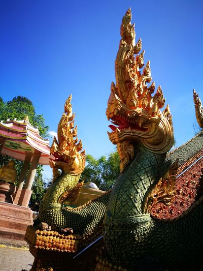 Statue Religion Pagoda Spirituality Architecture Gold Sculpture