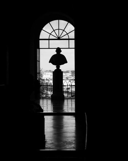 Vatican's Museum Silhouette Indoors  Architecture The Week On EyeEm Hidden Gems  Historical Building Historical Monuments Travel Destinations Architecture History Visit Italy VaticanCity BW_photography BW Collection Bw_lover Balck&White in Rome, Italy Black And White Friday Stories From The City