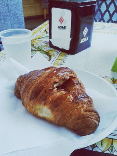 Breakfast Cornetto Croissant Gnammy