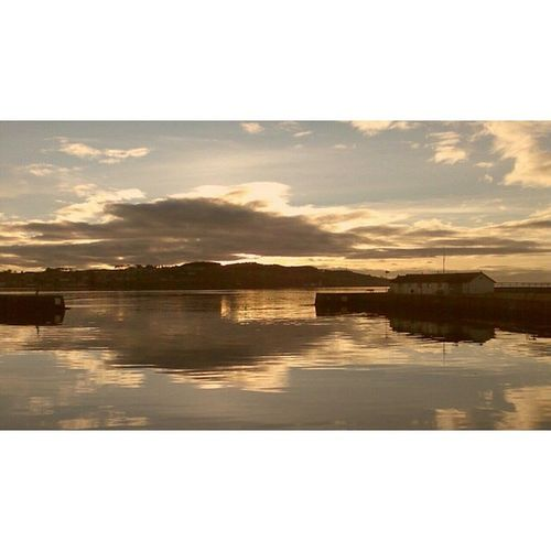 Broughty Ferry Harbour, taken a couple of years ago. Broughtyferry Dundee Tayside RiverTay harbour harbor tay attheriver myhometown home reflect reflection scotland ecosse escocia insta_scotland