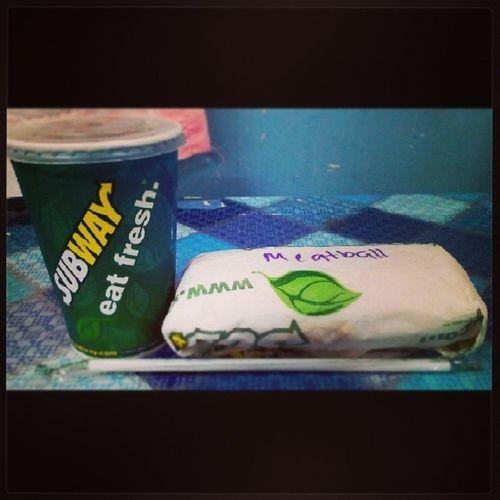 Subway..