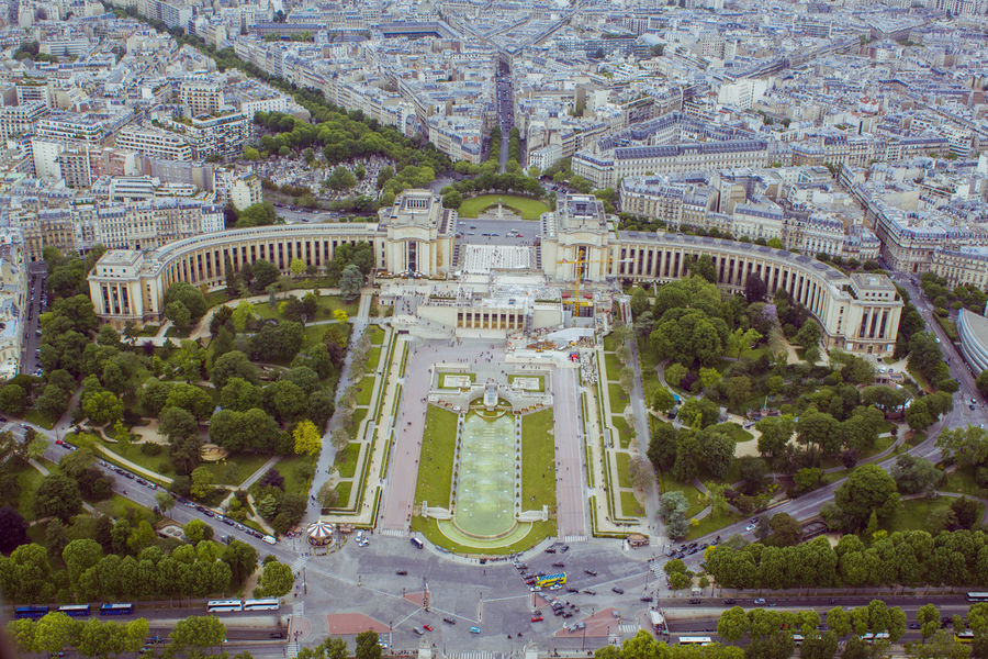 Capital Cities  City View  Europe France Paris Paris, France  Tourist Attraction  Tourist Destination