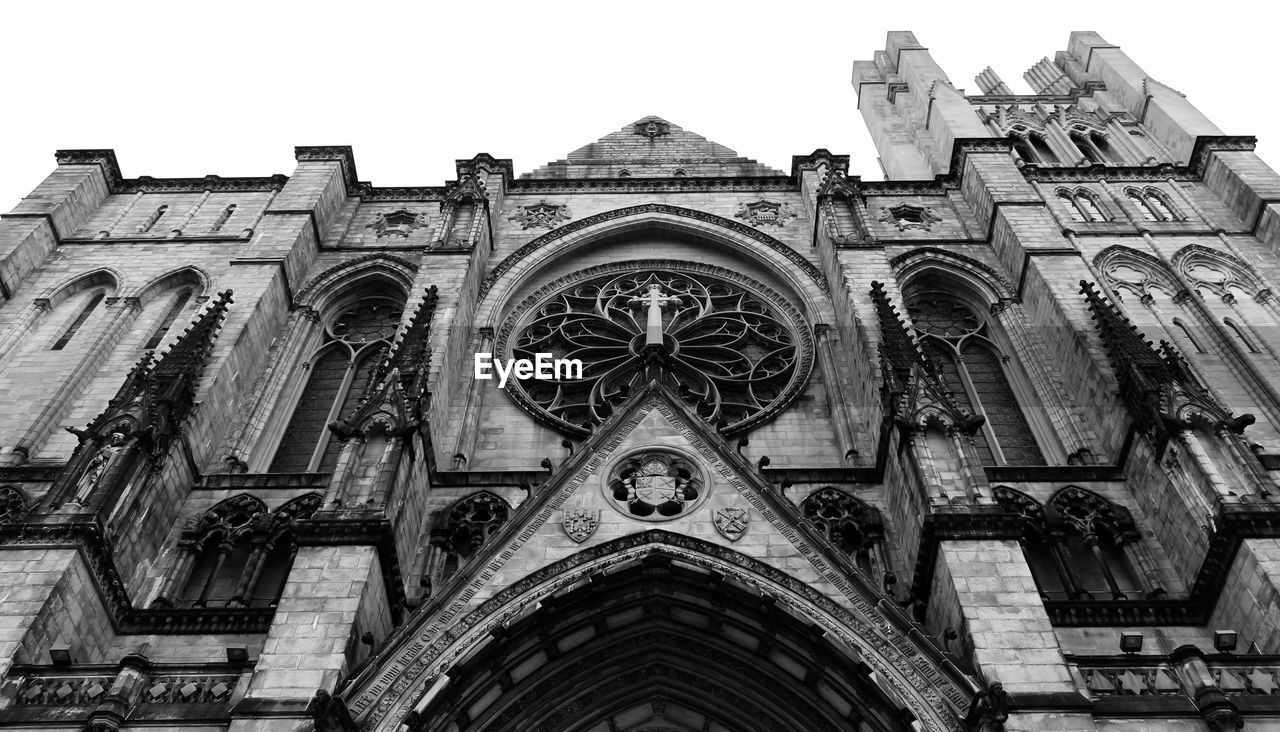 building exterior, built structure, architecture, low angle view, building, place of worship, religion, belief, spirituality, sky, no people, day, the past, history, arch, facade, nature, outdoors, gothic style, ornate, ancient civilization