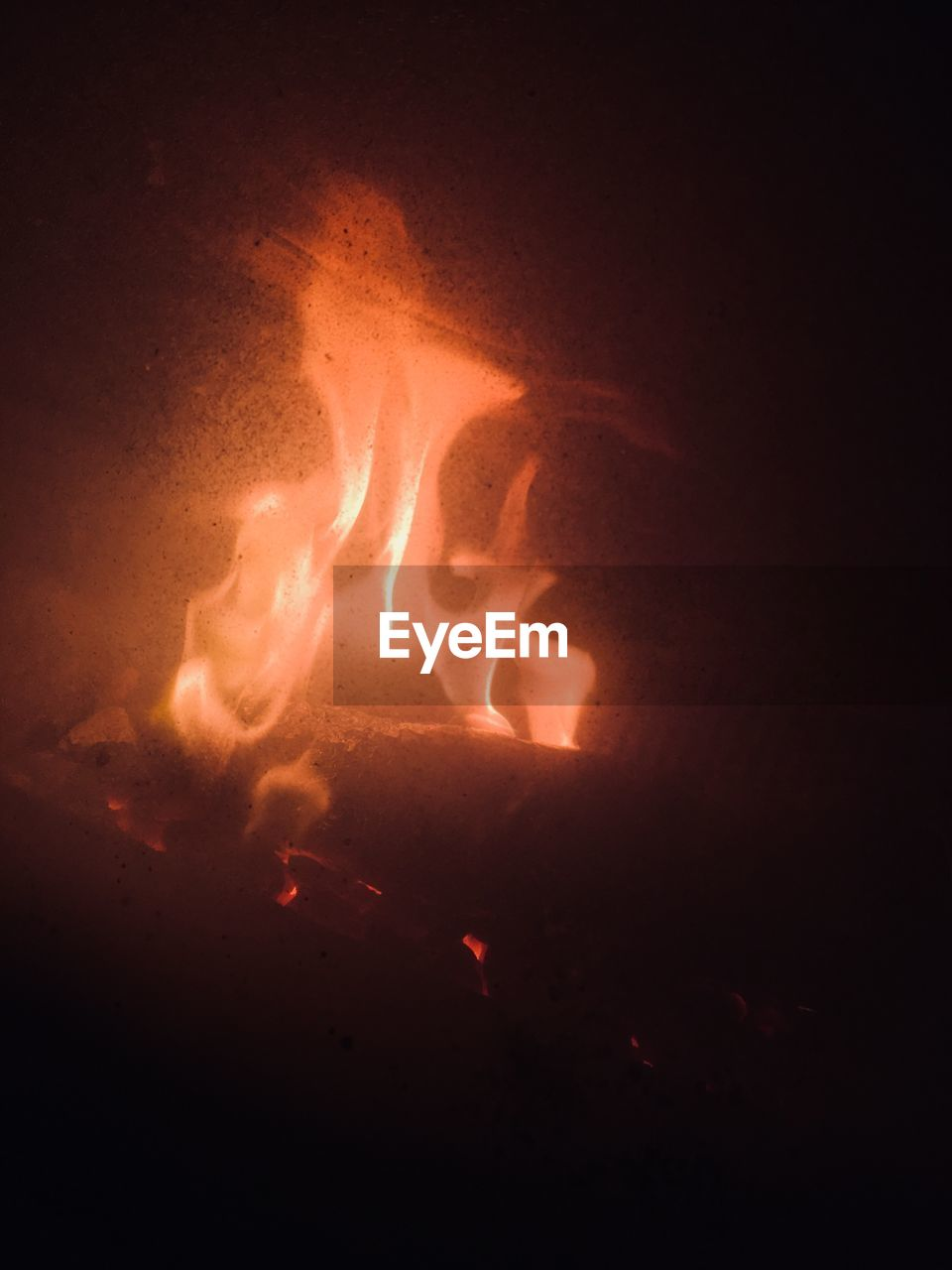 burning, heat - temperature, flame, glowing, night, orange color, motion, danger, bonfire, smoke - physical structure, campfire, no people, fire pit, nature, illuminated, outdoors, close-up