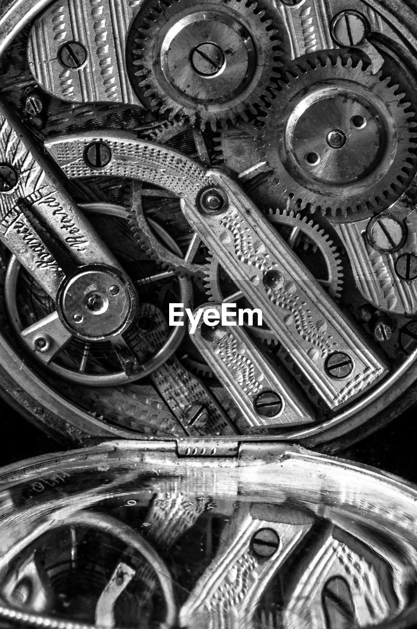 metal, gear, machine part, close-up, machinery, backgrounds, full frame, technology, time, watch, clockworks, no people, wristwatch, clock, day