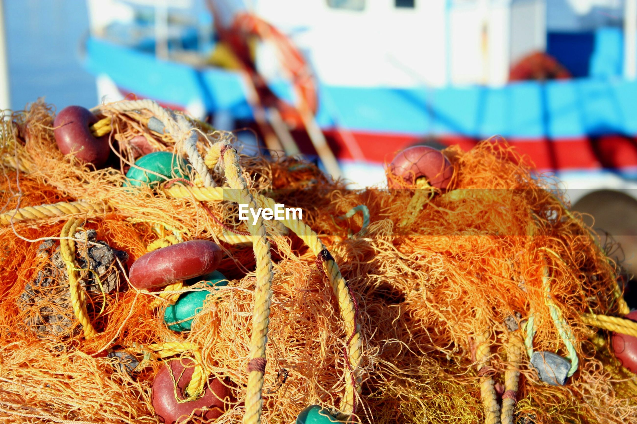 focus on foreground, close-up, food and drink, food, fishing industry, still life, day, basket, rope, agriculture, abundance, outdoors, no people, variation, heap, retail, stack, for sale, large group of objects, healthy eating