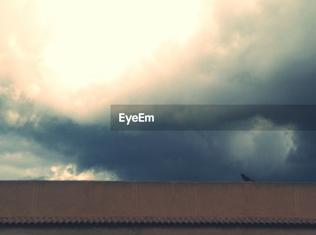 sky, cloud - sky, weather, nature, outdoors, day, landscape, storm cloud, scenics, no people, beauty in nature, building exterior, architecture