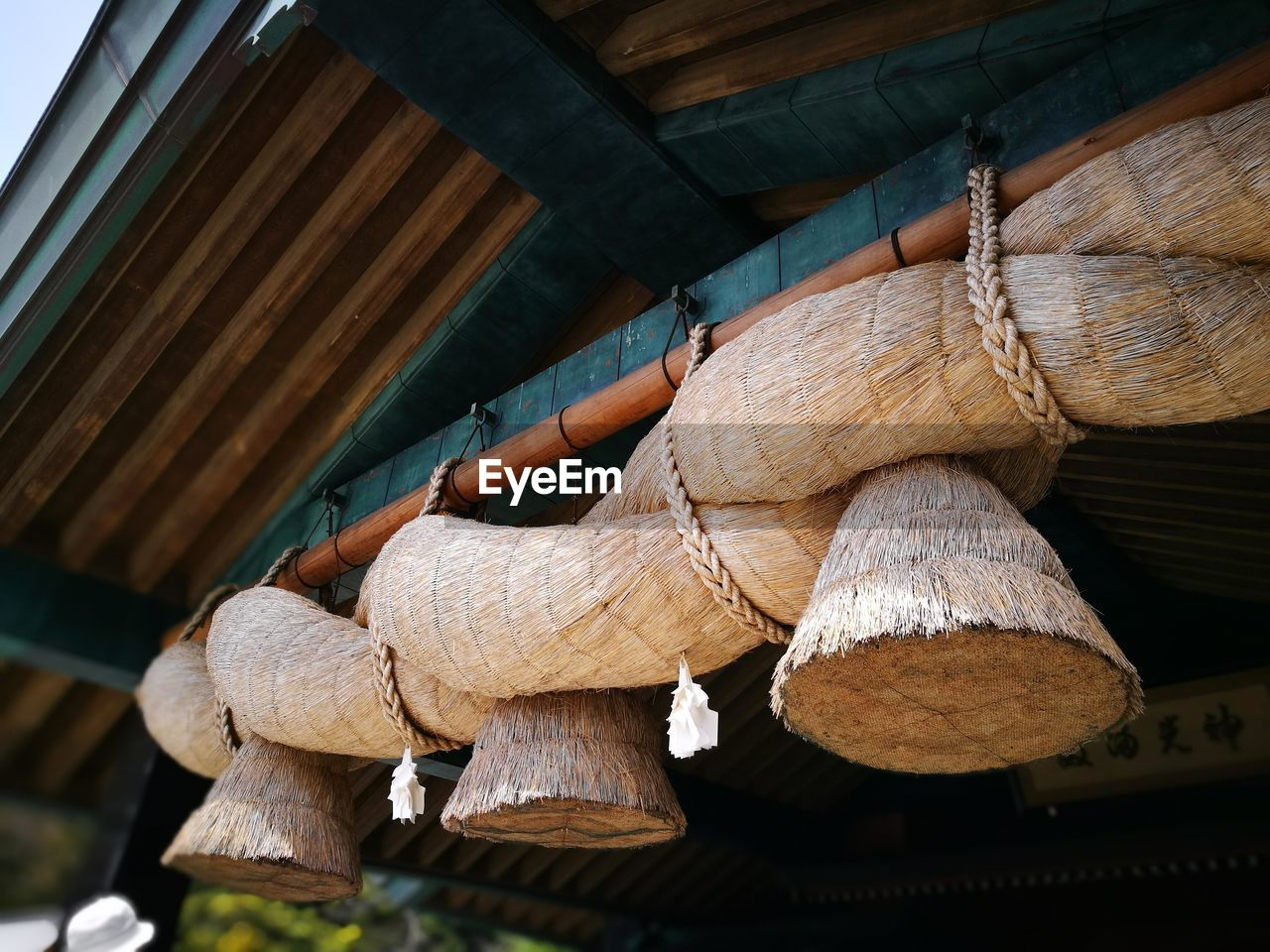 wood - material, rope, no people, stack, log, tied up, day, outdoors, woodpile, close-up