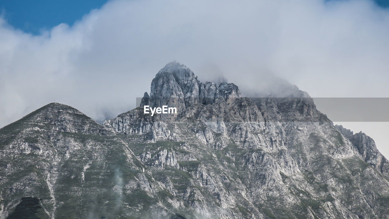 mountain, nature, physical geography, day, beauty in nature, outdoors, no people, sky, scenics, landscape, snow
