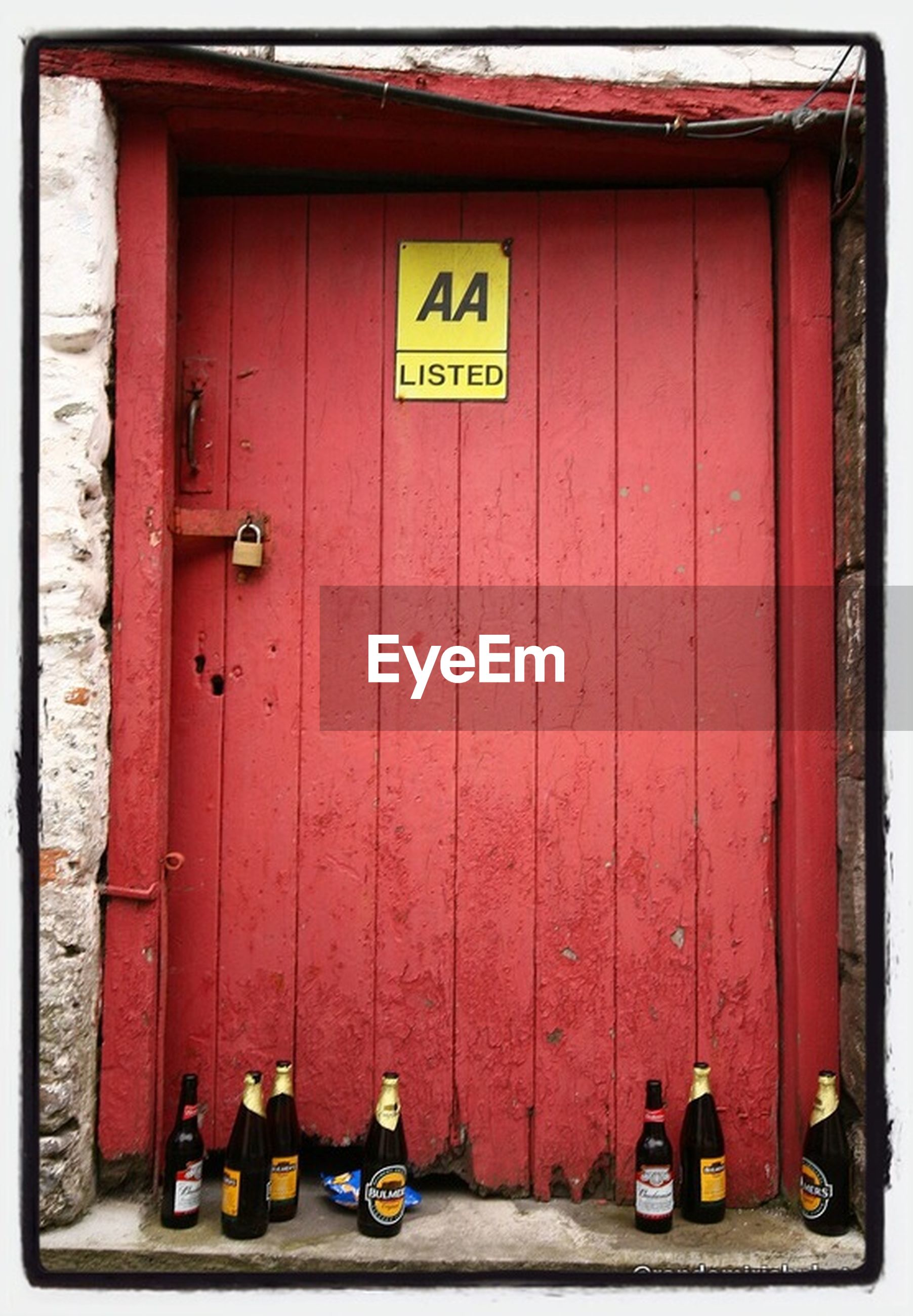 red, door, closed, wood - material, security, transfer print, safety, protection, auto post production filter, built structure, wall - building feature, mailbox, architecture, no people, building exterior, metal, communication, day, outdoors, number