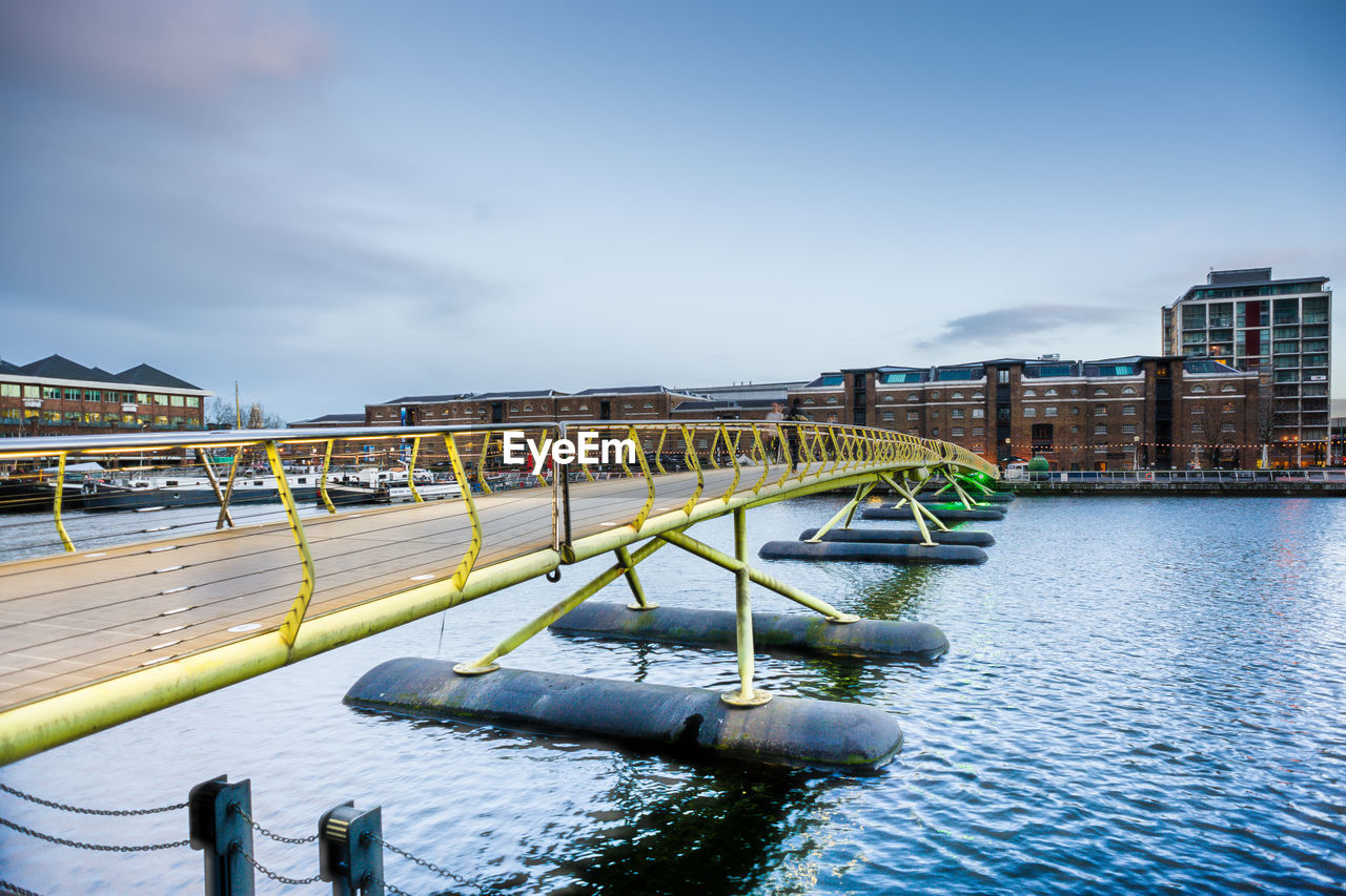 water, architecture, built structure, sky, building exterior, river, waterfront, day, outdoors, nature, no people, city