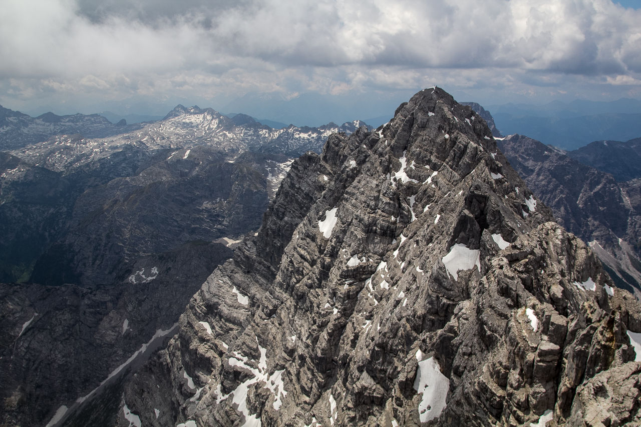 SCENIC VIEW OF MOUNTAINS