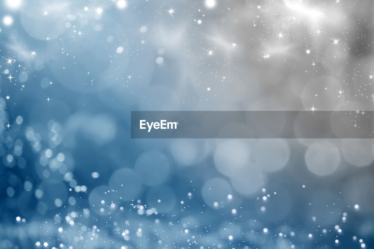 backgrounds, snow, full frame, no people, cold temperature, winter, nature, water, wet, blue, close-up, white color, snowflake, drop, indoors, christmas, defocused, celebration, snowing, abstract, extreme weather, rain, purity