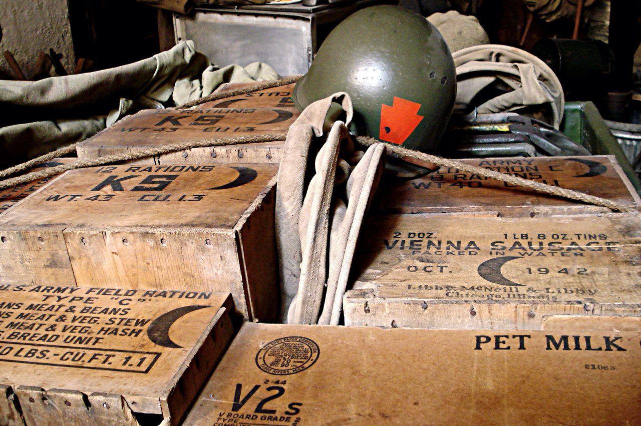 Helmet On Packaged Foods