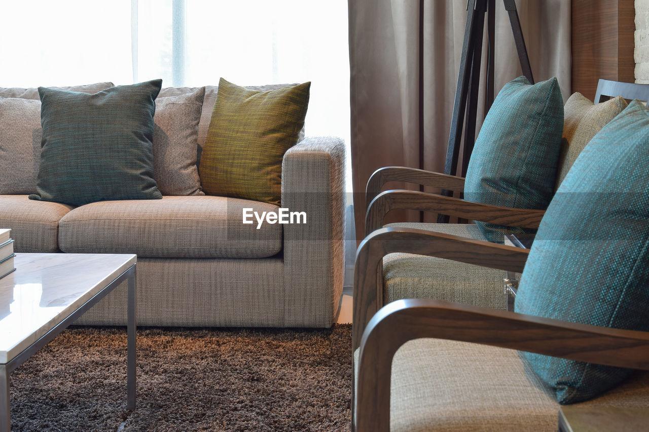 Interior Of Living Room