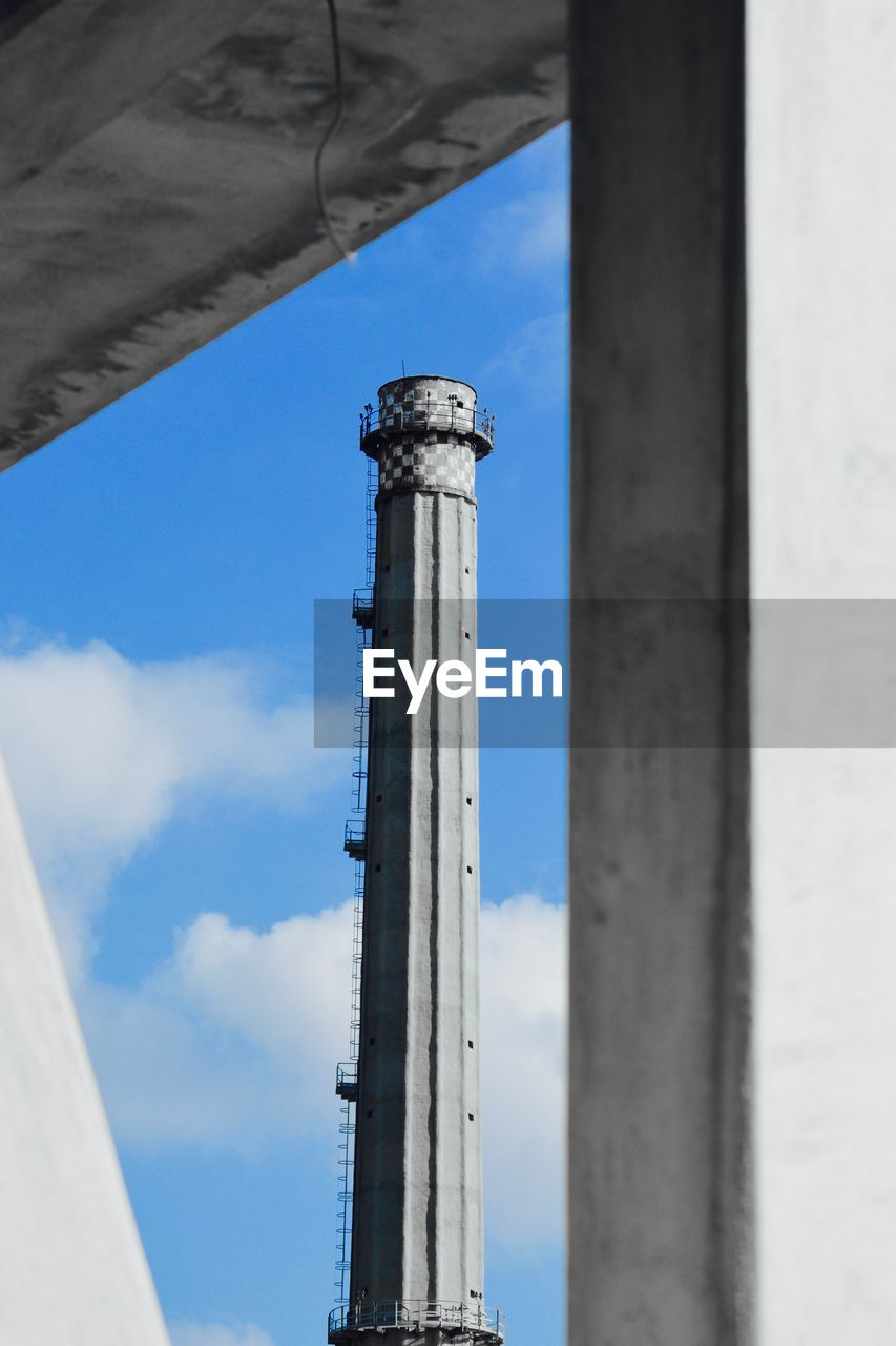 built structure, day, architectural column, architecture, low angle view, outdoors, no people, sky, building exterior