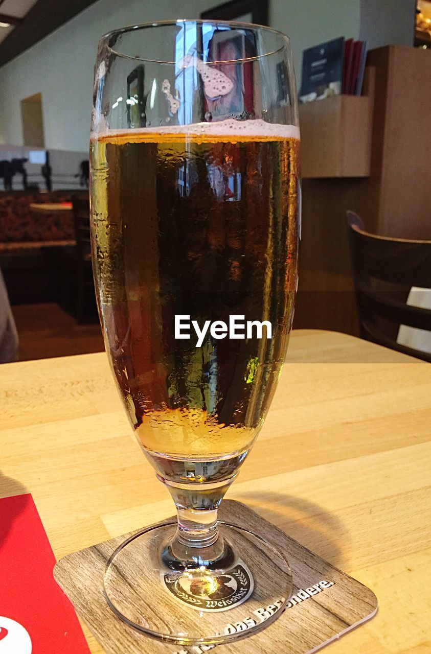 table, food and drink, drink, alcohol, refreshment, drinking glass, close-up, indoors, alcoholic drink, beer, freshness, no people, food, day, ready-to-eat