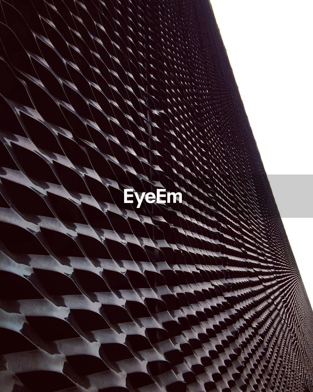 pattern, low angle view, no people, textured, built structure, close-up, modern, architecture, day, indoors