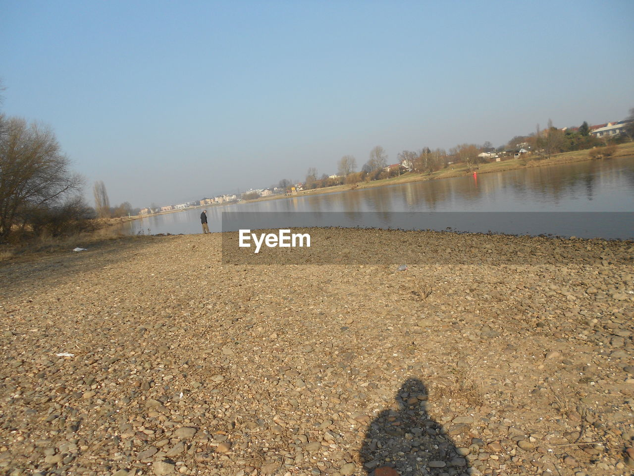 water, nature, outdoors, clear sky, tranquil scene, day, tranquility, beauty in nature, scenics, river, sky, no people