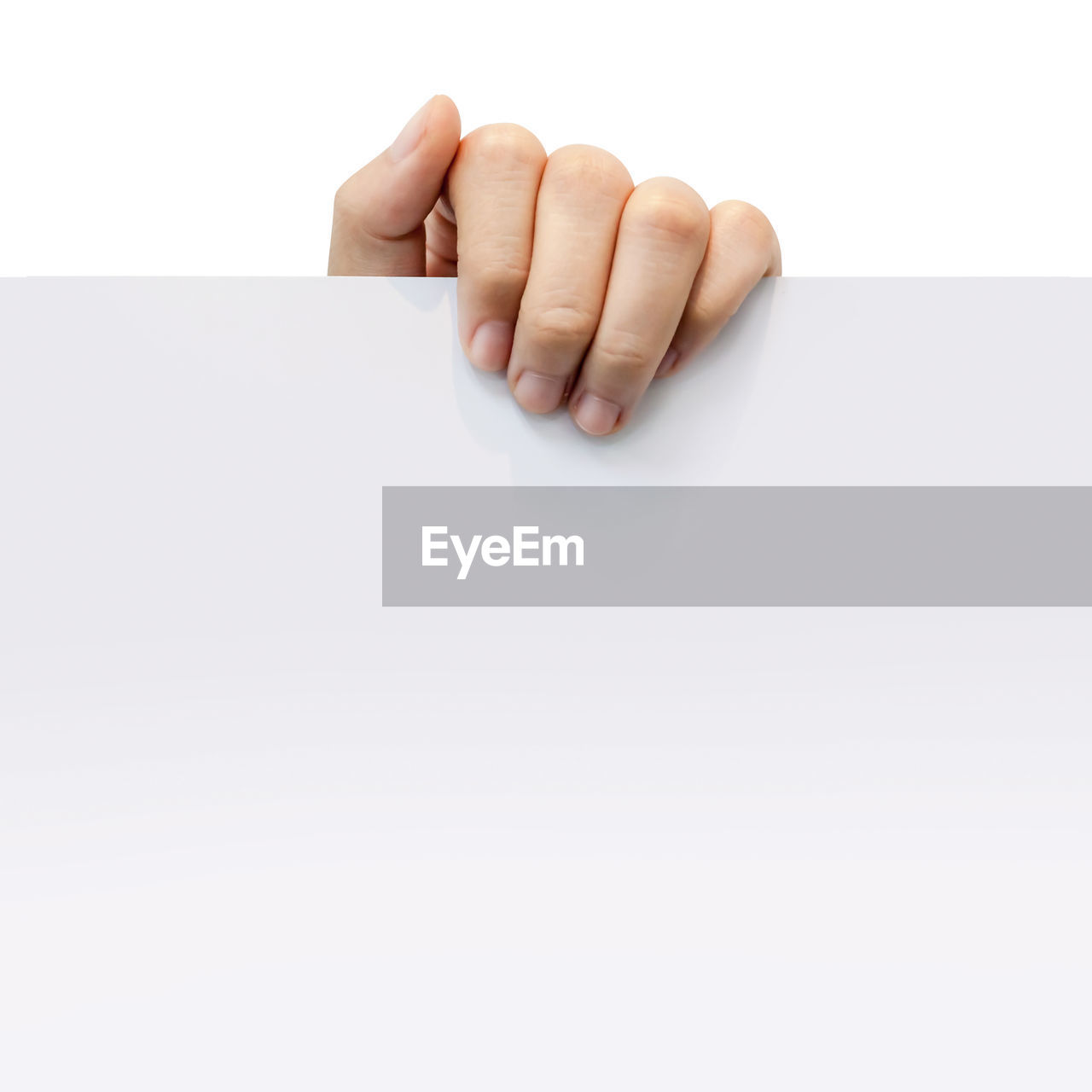 human hand, human body part, hand, white background, copy space, studio shot, one person, finger, human finger, body part, gesturing, indoors, communication, paper, close-up, unrecognizable person, blank, white color, empty, message