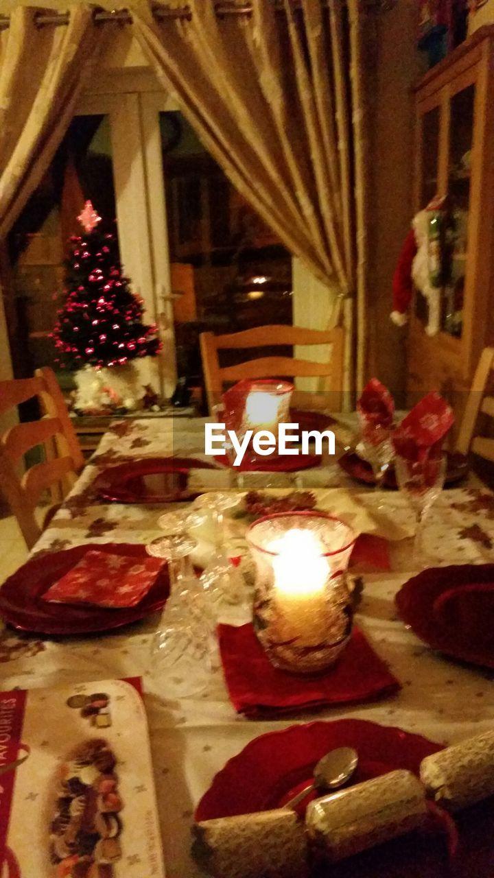 candle, flame, celebration, indoors, burning, illuminated, christmas, table, religion, no people, christmas decoration, spirituality, night, close-up