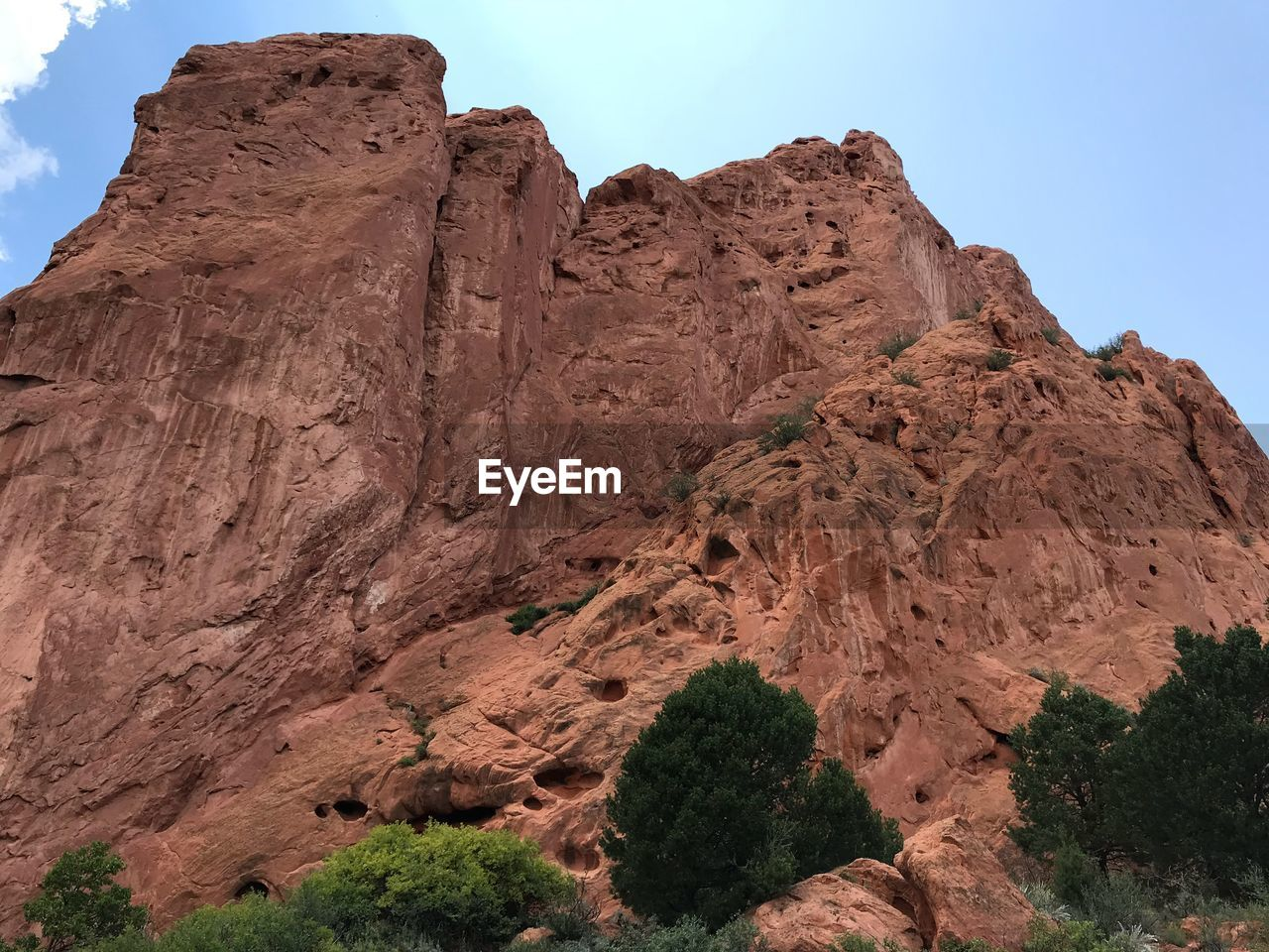 rock formation, rock, sky, rock - object, beauty in nature, scenics - nature, physical geography, geology, tranquil scene, nature, solid, non-urban scene, mountain, tranquility, low angle view, formation, environment, landscape, mountain range, remote, no people, arid climate, climate, outdoors, eroded, mountain peak