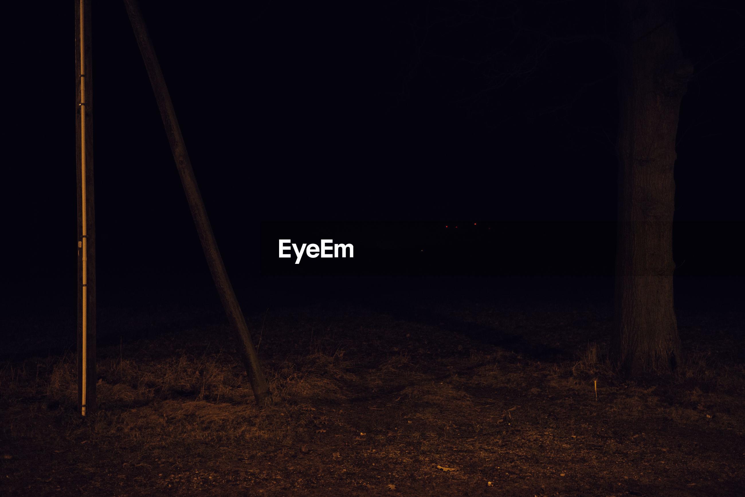 VIEW OF NIGHT