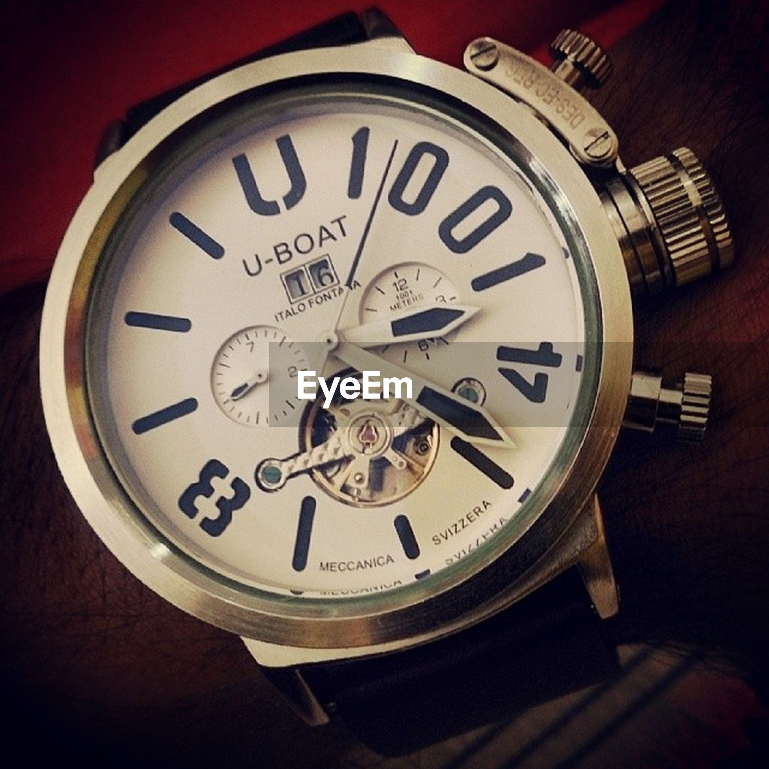 text, indoors, communication, clock, time, number, western script, close-up, accuracy, technology, circle, old-fashioned, clock face, retro styled, instrument of measurement, minute hand, wall clock, instrument of time, no people, roman numeral