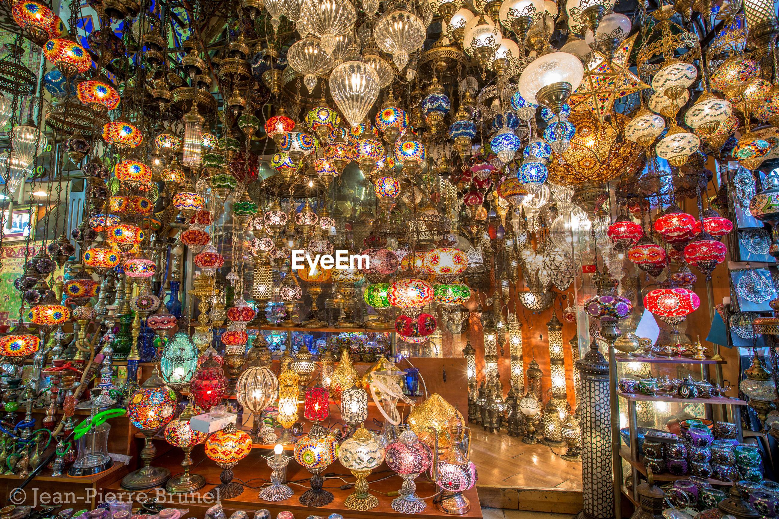 decoration, tree, built structure, illuminated, multi colored, lighting equipment, art, cultures, no people, ornate, decor, abundance, growth