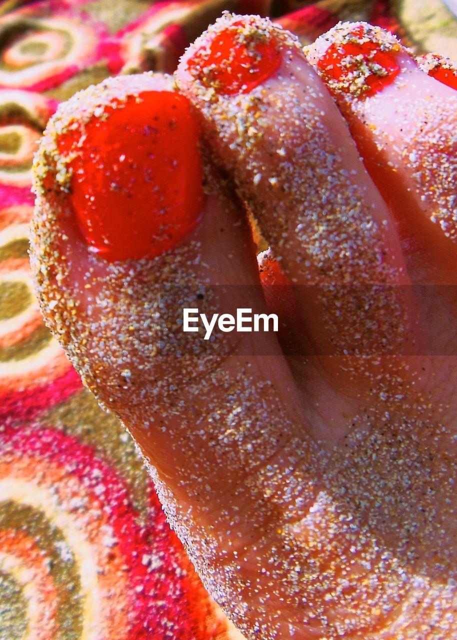 food, food and drink, close-up, freshness, sweet food, indulgence, sweet, fruit, red, dessert, berry fruit, strawberry, healthy eating, ready-to-eat, hand, human body part, human hand, temptation, indoors, one person, finger