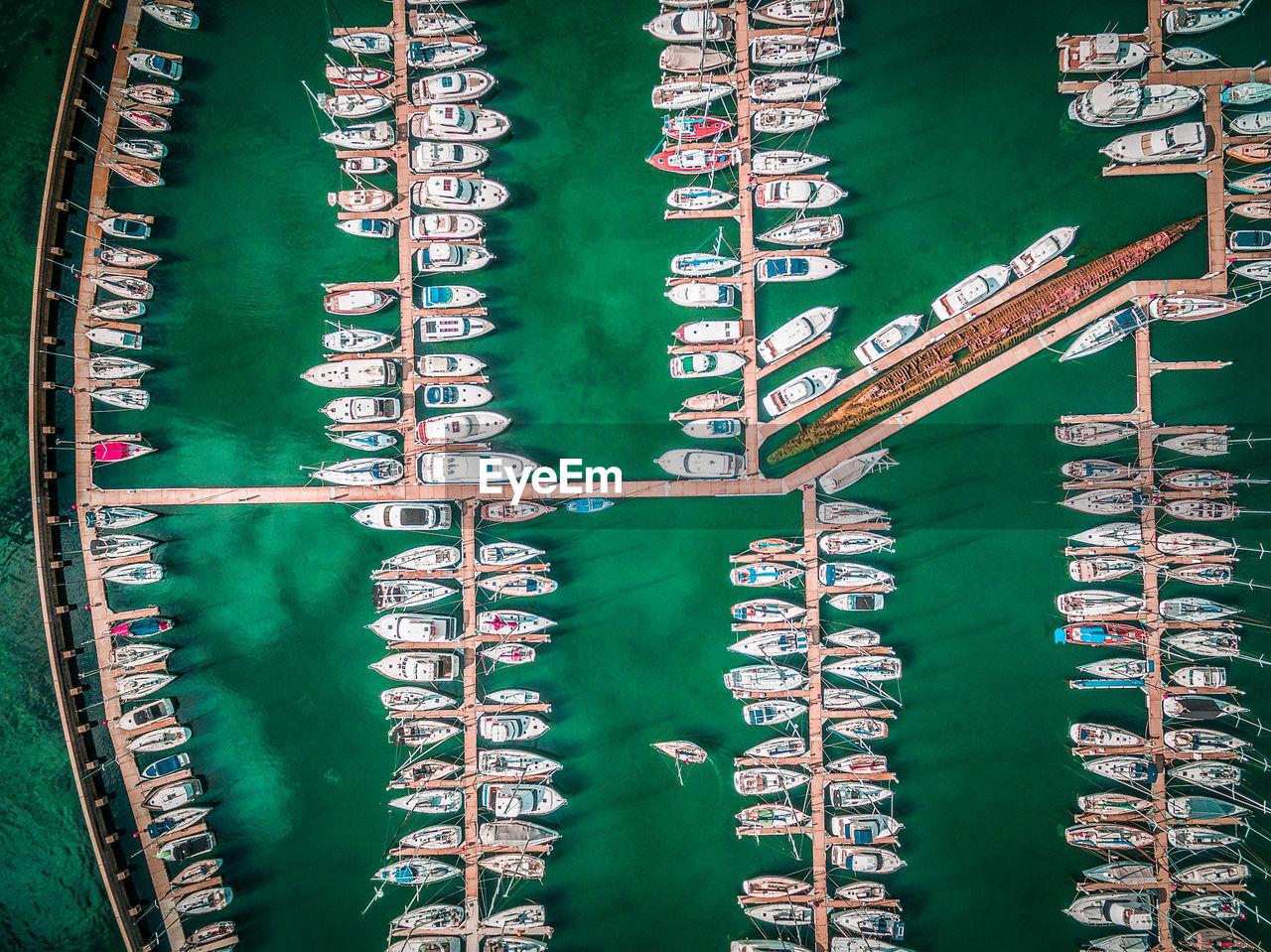 Full Frame Shot Of Boat