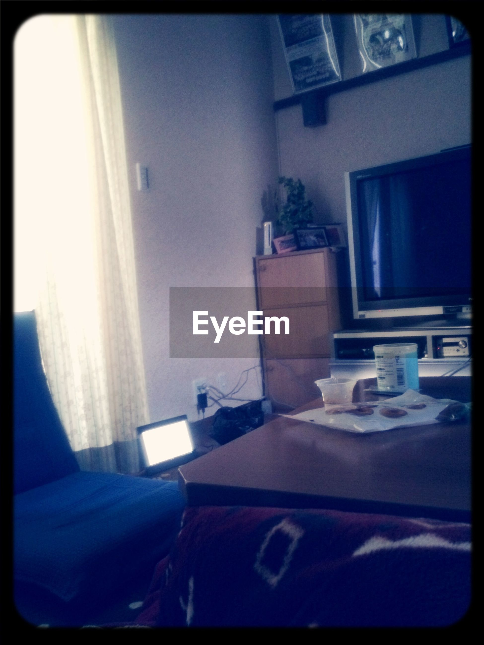 indoors, transfer print, auto post production filter, home interior, window, house, chair, architecture, built structure, domestic room, living room, absence, sunlight, table, bed, empty, bedroom, domestic life, day, curtain
