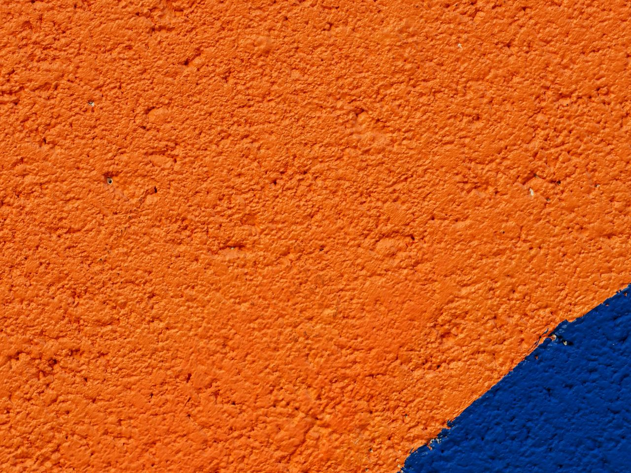 textured, orange color, backgrounds, full frame, architecture, close-up, wall - building feature, built structure, blue, pattern, no people, abstract, vibrant color, copy space, extreme close-up, rough, day, brown, nature, outdoors, textured effect, orange, concrete