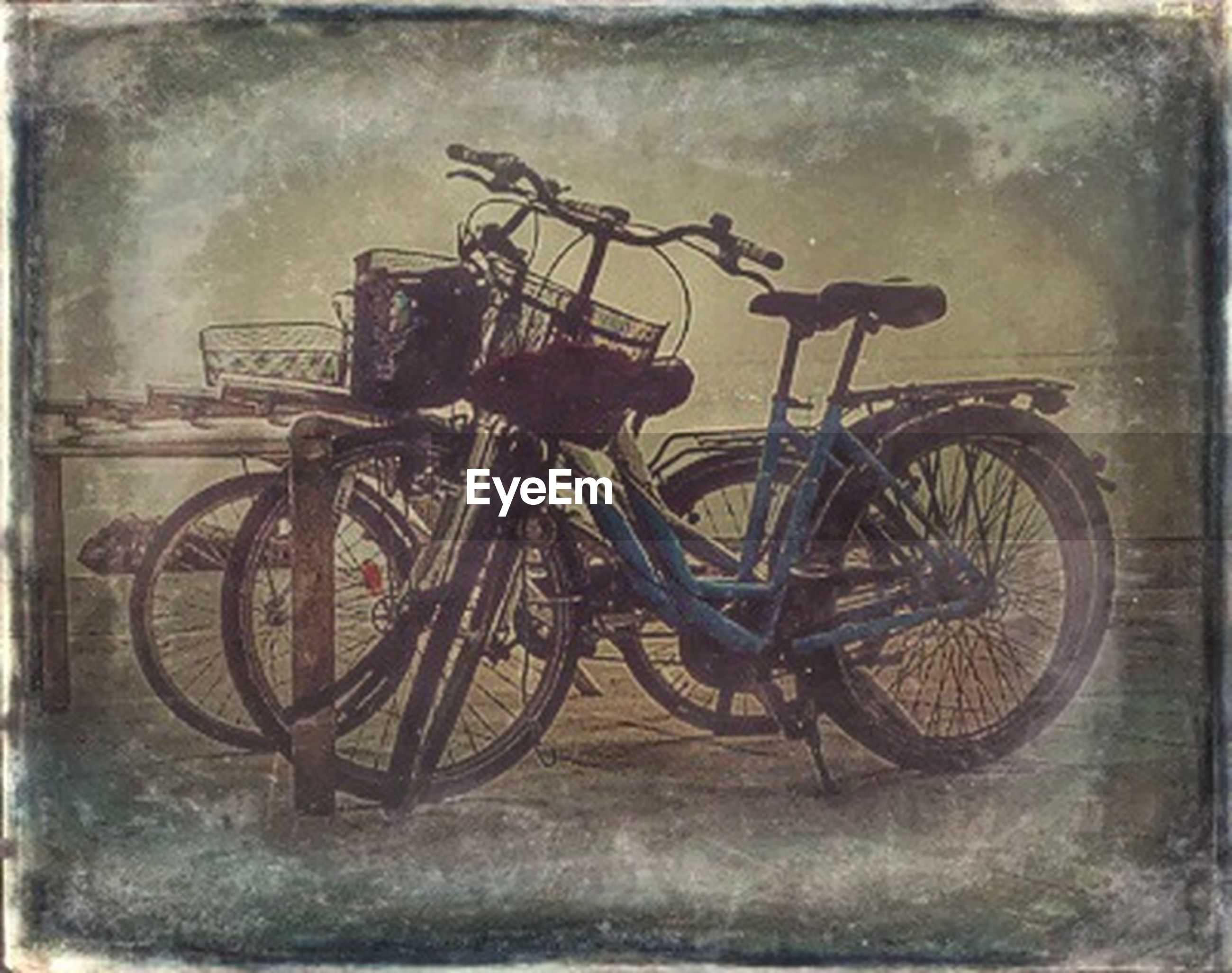 bicycle, transportation, no people, outdoors, close-up, day