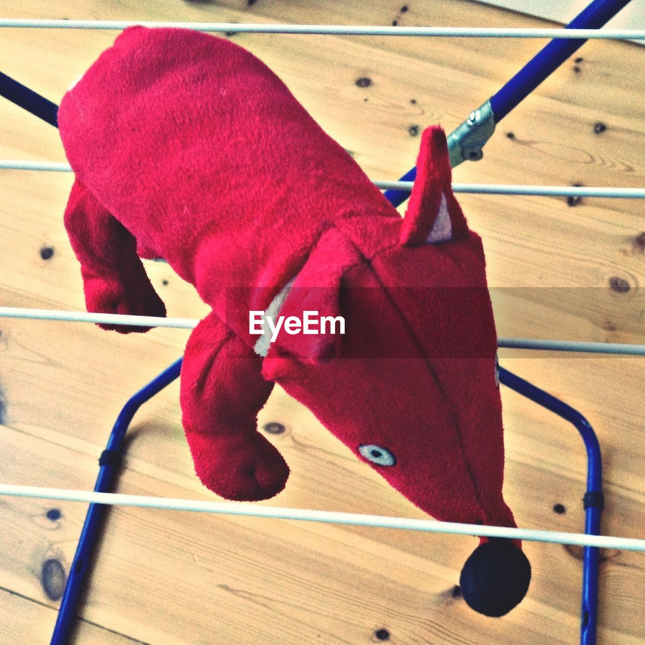 wood - material, hardwood floor, table, indoors, red, high angle view, no people, wooden floor, close-up, day