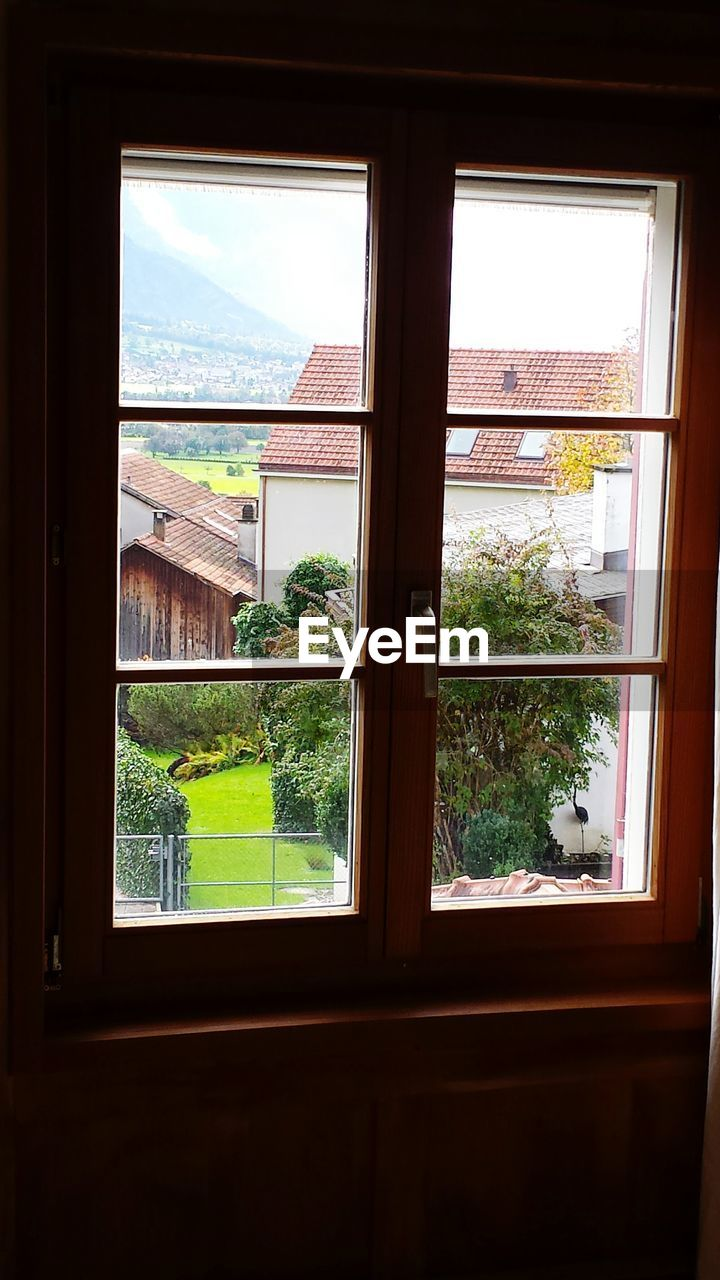 window, indoors, glass - material, home interior, window sill, day, door, looking through window, house, no people, built structure, architecture, sliding door, apartment, close-up, nature