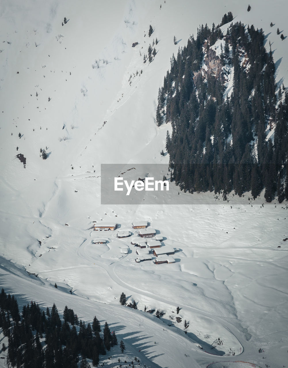 snow, winter, cold temperature, mountain, landscape, nature, tree, scenics - nature, environment, beauty in nature, skiing, winter sport, covering, holiday, sport, plant, trip, travel, snowcapped mountain, range